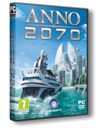 Anno 2070 Deluxe Edition v 1.0.1.6234 Новый Диск RUS RePack
