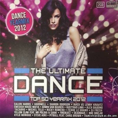 The Ultimate Dance Top 50 Yearmix 2012