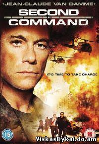 Filmas Adjutantas / Second in Command (2006) - Online Nemokamai