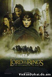 Filmas Žiedų valdovas. Žiedo brolija / The Lord of the Rings: The Fellowship of the Ring (2001) - Online Nemokamai