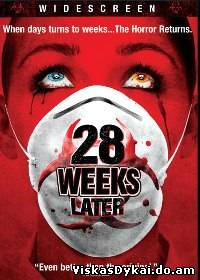 Filmas 28 savaitės po / 28 Weeks Later (2007) online
