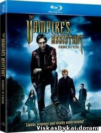 Filmas Vampyro padėjėjas / Circus of the Freak / Cirque du Freak: The Vampire's Assistant (2009) - Online