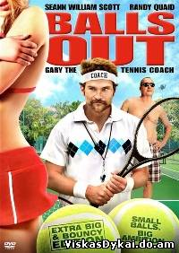 Filmas Užribis: Teniso treneris – Garis / Balls Out: Gary the Tennis Coach (2009) - Online
