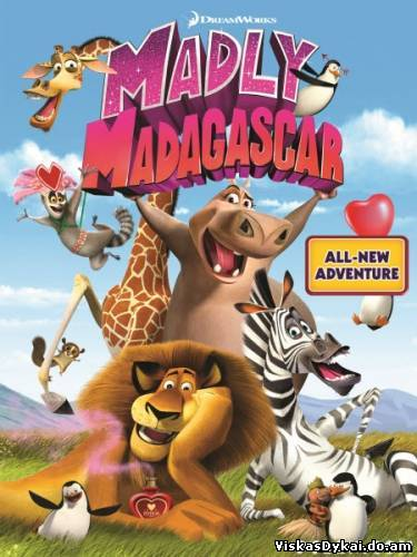 Filmas Безумный Мадагаскар / Madly Madagascar (2013)HD Online