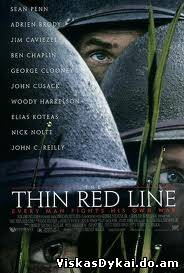 Filmas Plona raudona linija / The Thin Red Line (1998) - Online