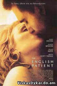 Anglas ligonis / The English Patient (1996) - Online