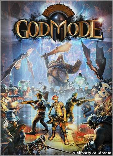 Filmas God Mode (2013/PC/RePack/EN,Rus)