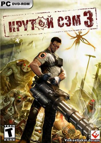 Filmas Serious Sam 3 / Крутой Сэм 3 [RU/EN] (CRACK)*RELOADED* NoDVD