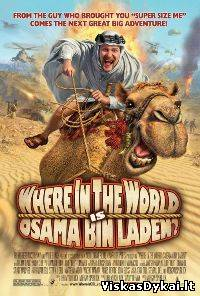 Filmas Kur pasaulyje slapstosi Osama Bin Ladenas? / Where in the World Is Osama Bin Laden? (2008)