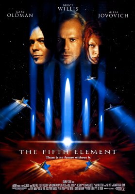 Filmas Penktasis elementas / The Fifth Element (1997) online