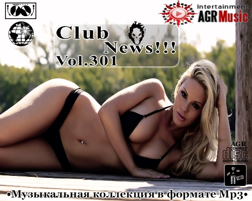 Filmas VA - Club News Vol.301 (2013) MP3