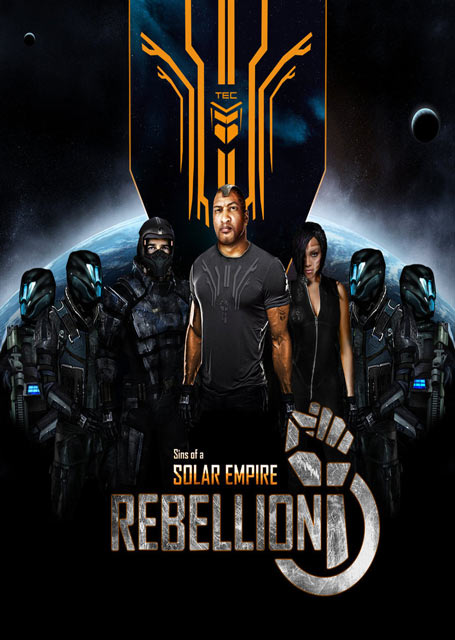 Filmas Sins of a Solar Empire Rebellion-RELOADED (PC/ENG/2012)