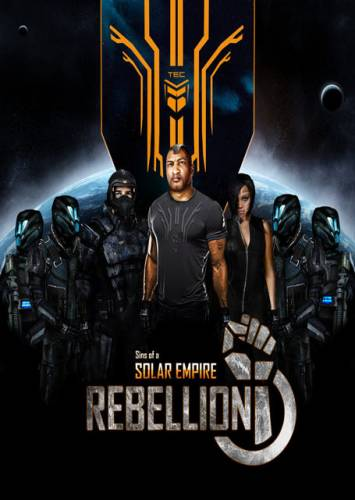 Sins of a Solar Empire Rebellion-RELOADED (PC/ENG/2012)