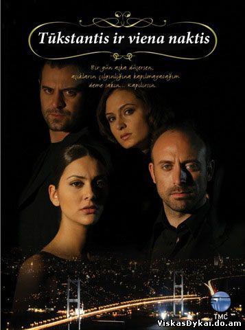 Tūkstantis ir viena naktis (Turkų serialas) LT