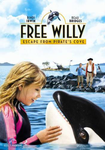Išlaisvinti Vilį 4. Pabėgimas Iš Piratų Įlankos / Free Willy: Escape From Pirate's Cove (2010)