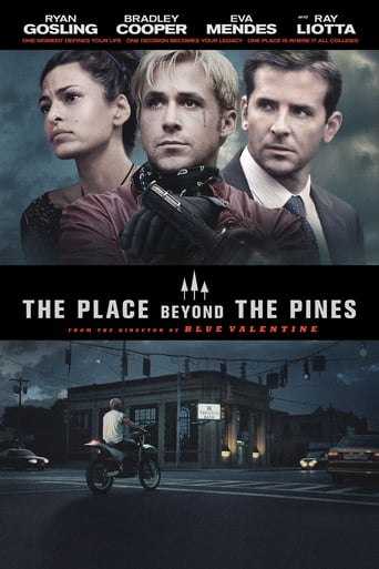 Filmas Niujorko šešėlyje / The Place Beyond the Pines (2013)