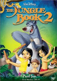 Filmas Džiunglių Knyga 2 / The Jungle Book 2 (2003)