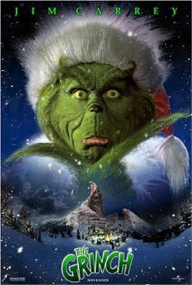 Filmas Kaip Grinčas Kalėdas vogė / How The Grinch Stole Christmas (2000)