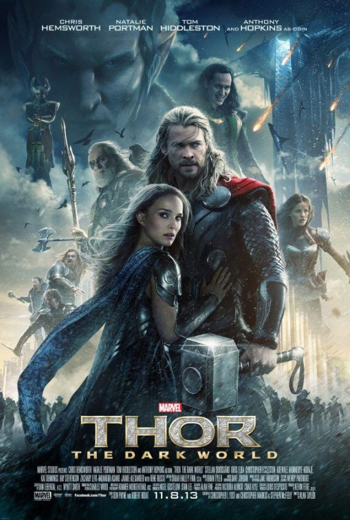 Filmas Toras: Tamsos pasaulis / Thor: The Dark World (2013)