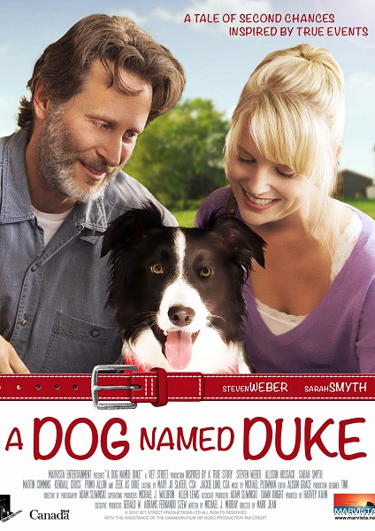 Filmas Šuo vardu Diukas / A Dog Named Duke (2012)