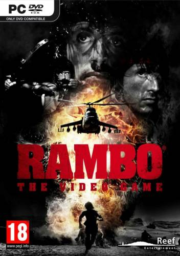 Rambo The Video Game (2014) Repack