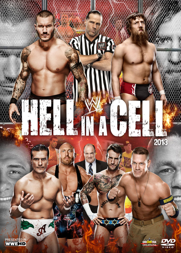 Filmas WWE Hell in a Cell (2013)