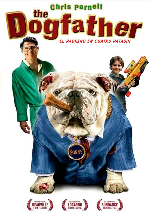 Filmas Krikštašunis / The Dogfather (2010)