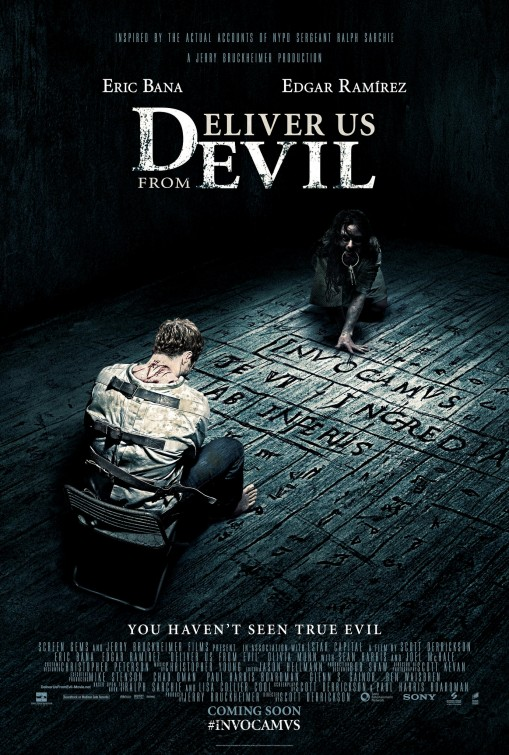 Фильм Gelbėk mus nuo pikto / Deliver Us from Evil (2014)