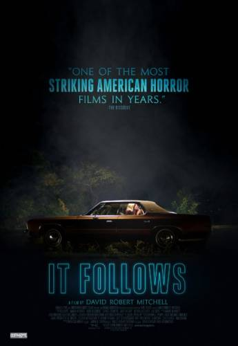 Jis tave seka / It Follows (2015)
