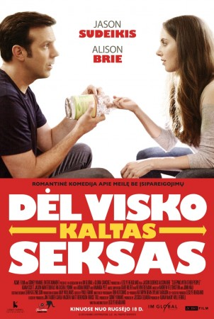 Filmas Dėl visko kaltas seksas / Sleeping With Other People (2015)
