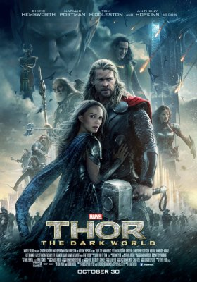Filmas Toras 2: Tamsos pasaulis / Thor: The Dark World (2013)