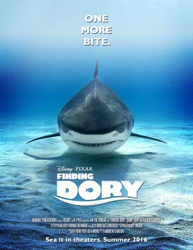 Finding Dory (2016) online
