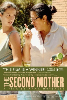 Filmas Antra mama / The Second Mother (2015) online
