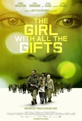 Filmas Naujoji karta Z / The Girl with All the Gifts (2016) online