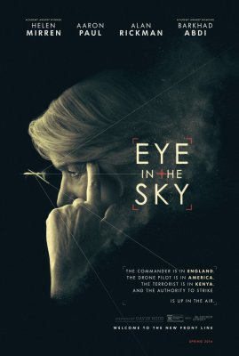 Padangių akis / Eye in the Sky (2015) online