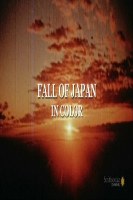 Filmas Japonijos žlugimas / Fall of Japan: In Color (2015) online