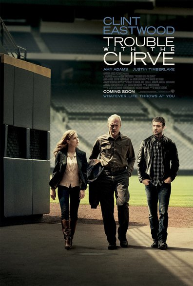 Filmas Gyvenimo vingiai / Trouble with the Curve (2012) online