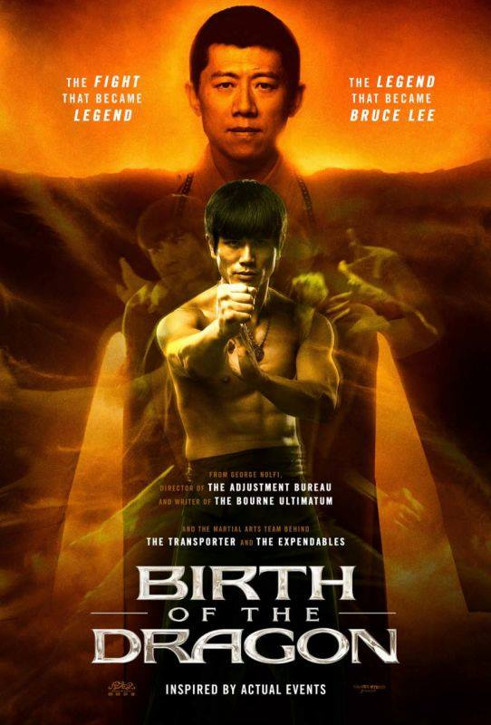 Filmas Drakono gimimas / Birth of the Dragon (2016) online