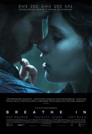 Filmas Ikvėpk / Breathe In (2013) online