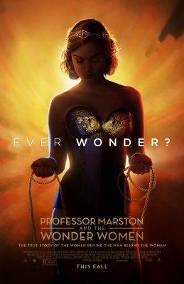 Filmas Profesorius Marstonas ir Nuostabioji Moteris / Professor Marston and the Wonder Women(2017)
