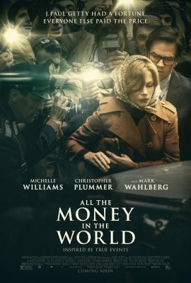 Filmas Visi pasaulio pinigai / All the Money in the World (2017)