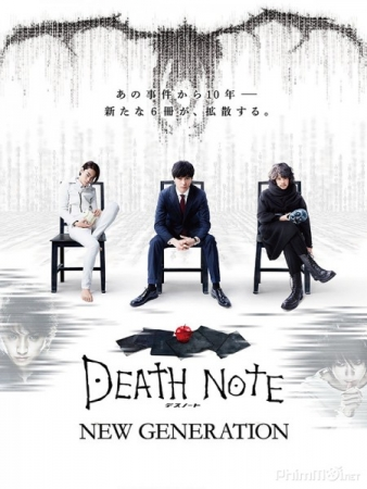 Filmas Mirties užrašai 3 / Death Note: Light Up the New World (2016) online