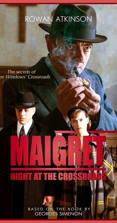 Filmas Megrė. Naktis kryžkelėje / Maigret: Night at the Crossroads (2017) online