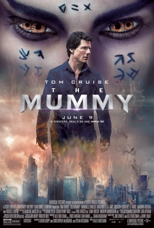 Filmas Mumija / The Mummy (2017) online
