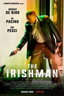 Filmas Airis / The Irishman (2019) online