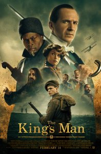 Filmas The King's Man (2020) online