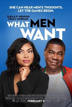 Filmas Ko nori vyrai / What Men Want (2019) online
