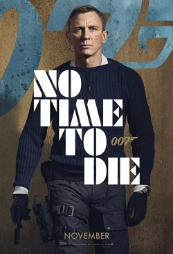 Filmas 007 Mirtis palauks / No Time to Die (2020) online