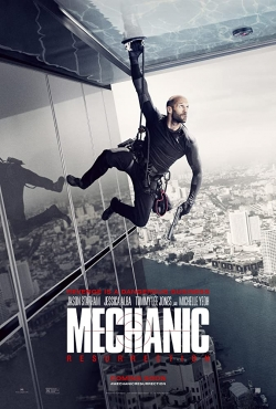 Filmas Mechanikas: sugrįžimas / Mechanic: Resurrection (2016) online