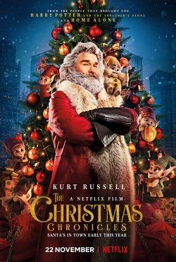 Filmas Kalėdų kronikos / The Christmas Chronicles (2018) online